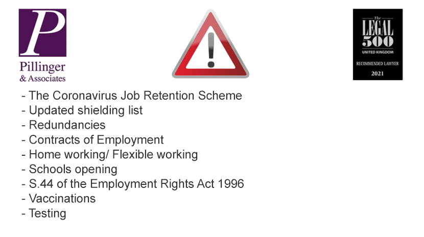 Employment Law Update Feb 2021